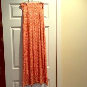 Old navy maxi skirt/dress size small